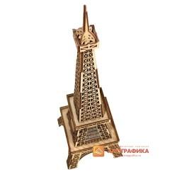 3д пазл - Эйфелева башня