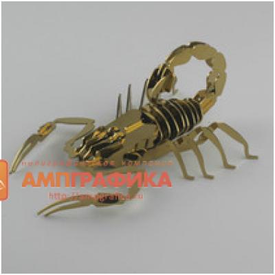 3д пазл - Скорпион