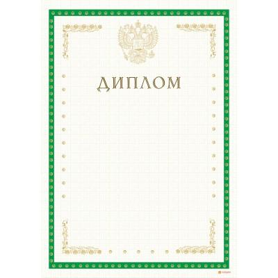 Диплом фирменный арт. 517