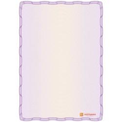 № 1002 бланк фиолетовый