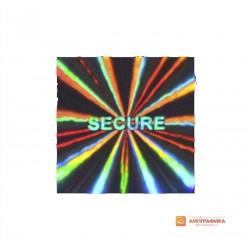 Голографические наклейки SECURE