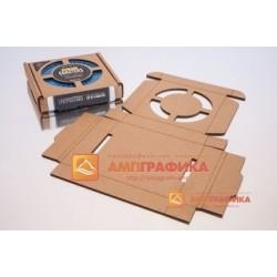 Лазерная резка картона для вырубных ножей