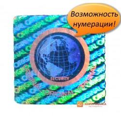 Голограмма Глобус