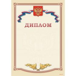Диплом поздравительного арт. 505