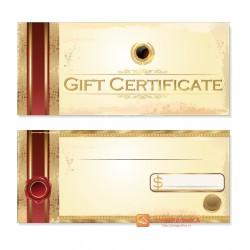 № 1021 бланк сертификата