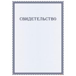 Свидетельство участника семинара арт. 13005