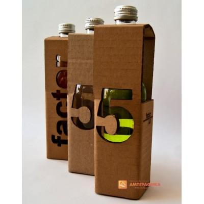 Лазерная резка картона для упаковки