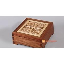 Лазерная резка дерева для коробок