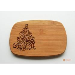 Гравировка дерева для сувениров