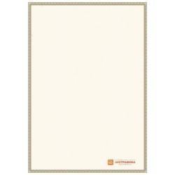 № 1266 бланк для сертификата на продукцию
