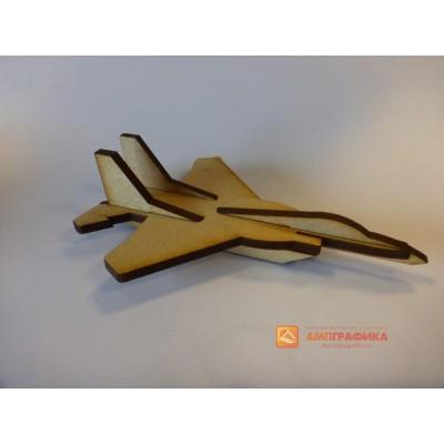 3д пазл - Самолет №5