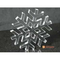 Лазерная резка оргстекла для декора