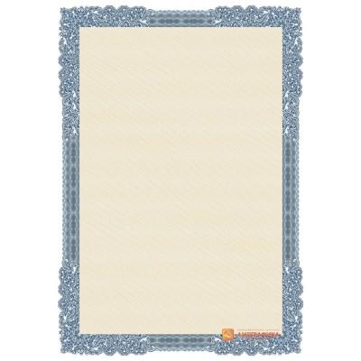 № 1448 бланк для оборота векселя синего цвета