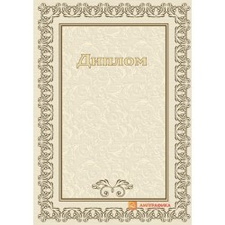 Диплом организации арт. 535