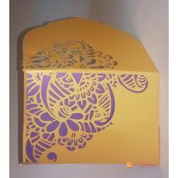 Свадебный конверт арт. L109