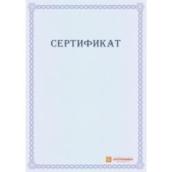 Эскиз подарочного сертификата арт. 1103